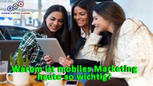 Mobiles Marketing: 25 Fakten für Entscheider!