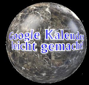 google kalender lernen, google kalender kurs, google kalender schulung