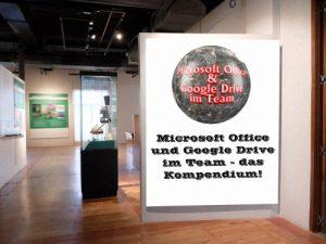 microsoft office und google drive im team