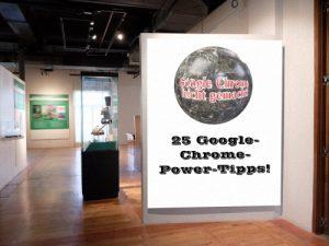 25 google chrome power tipps