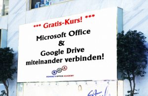 gratis video kurs microsoft office google drive